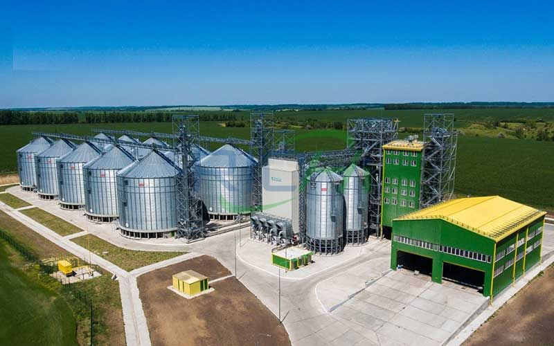 Large-scale feed industry new projects