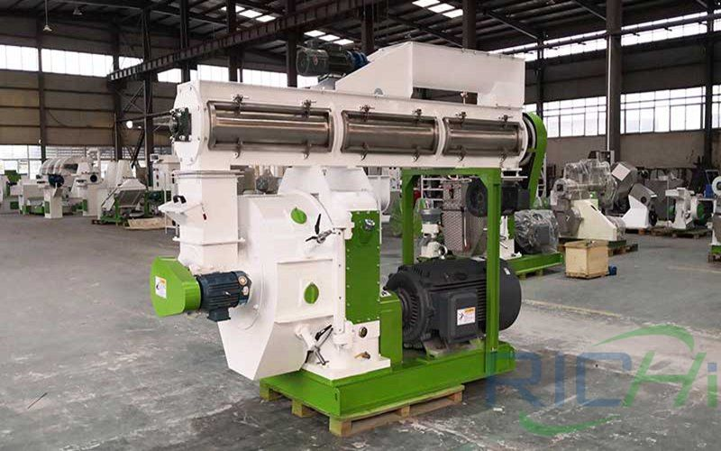 1-2t/h Feed Pellet Machine