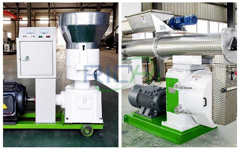 Ring Die Pellet Machine Vs Flat Die Pellet Machine