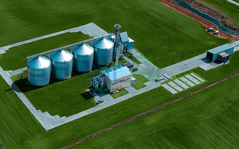 800 Tons/day Large Pig Feed and Concentrated Pellet Production Line Project