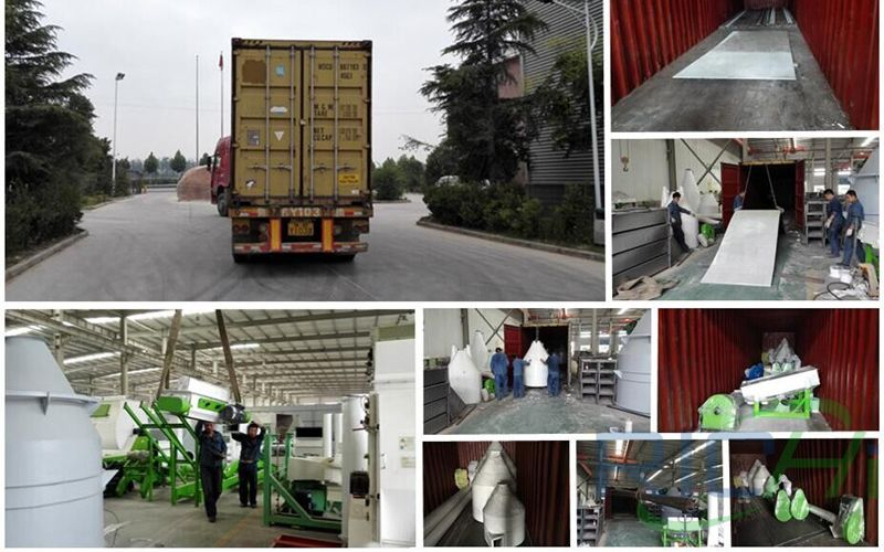 Deliver Animal Feed Pellet Machine To Tanzania