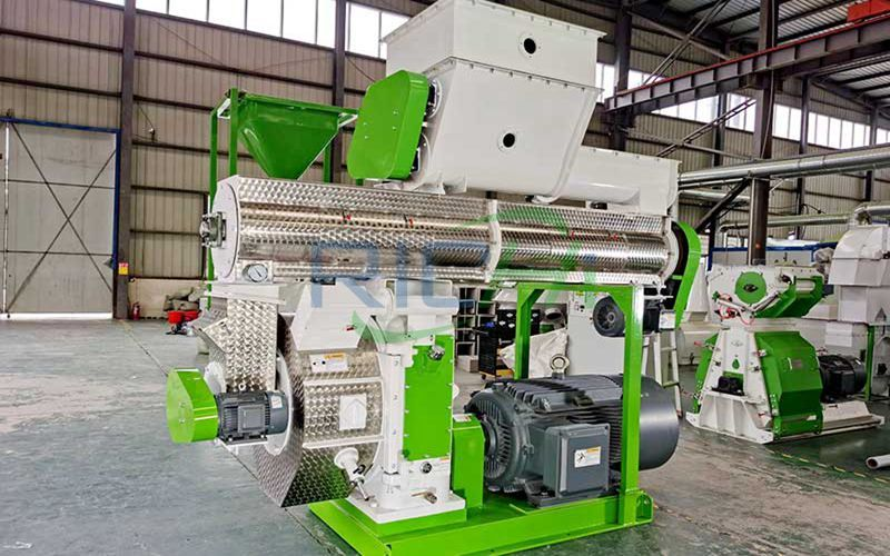 CE and ISO Certified 10-15 T/h Feed Pellet Machine