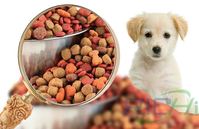 Can fish feed extruder be used as pet food?