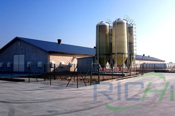 The demand for feed at poultry farms in Poland is expected to increase.