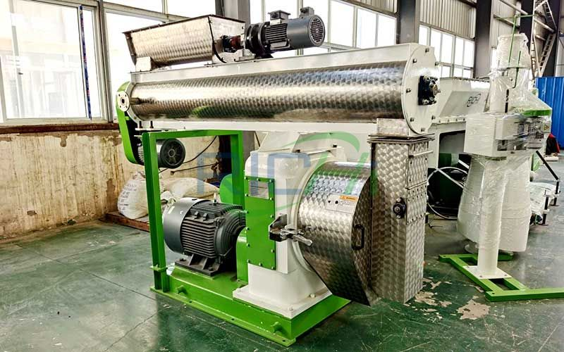 Dairy Cattle Feed Pellet Machine
