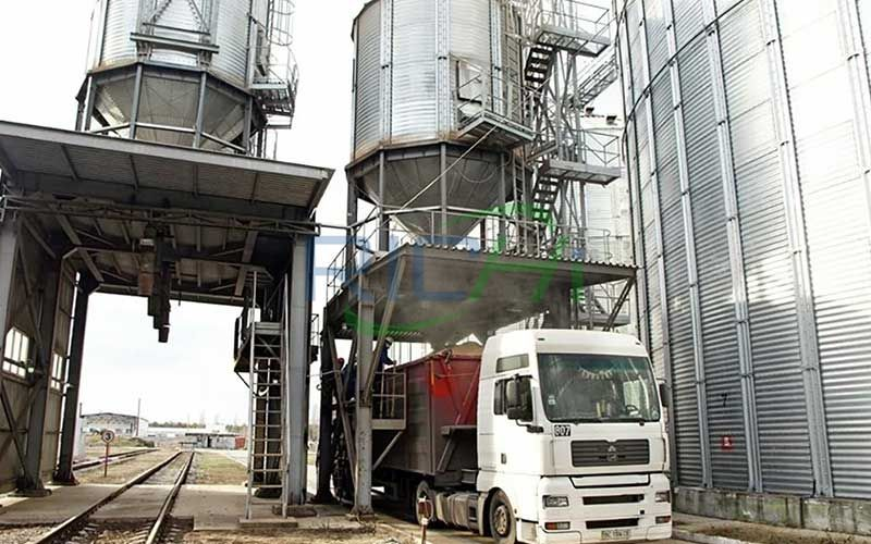 Turnkey project of large-scale feed pellet production project