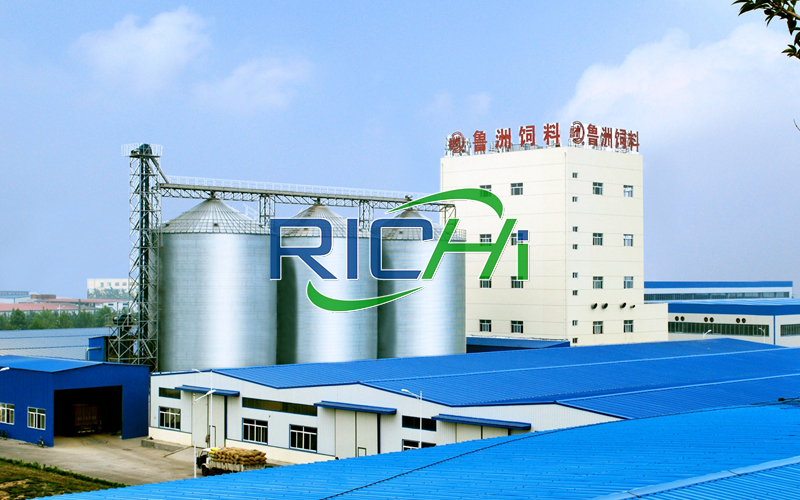 Investment Cost and Main Equipment Table of Pig Cattle Sheep and Poultry Animal Feed Additive Production Line