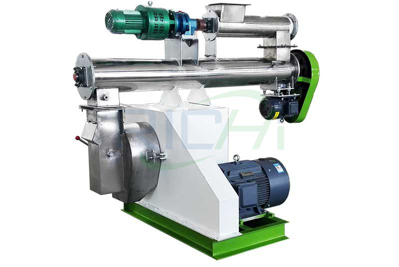 1-2 T/H Feed Pellet Machine