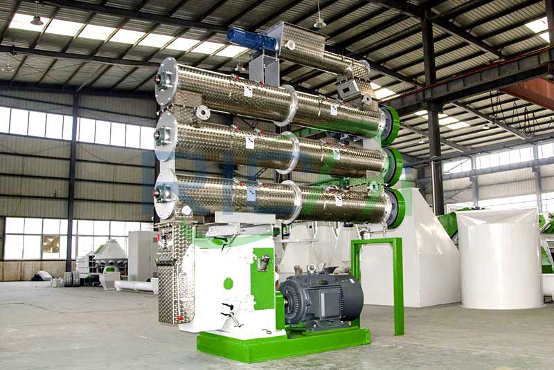 25-42 T/H Feed Pellet Machine