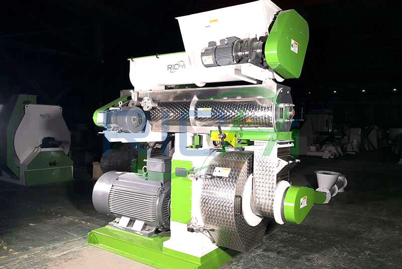 15-25 T/H Feed Pellet Machine