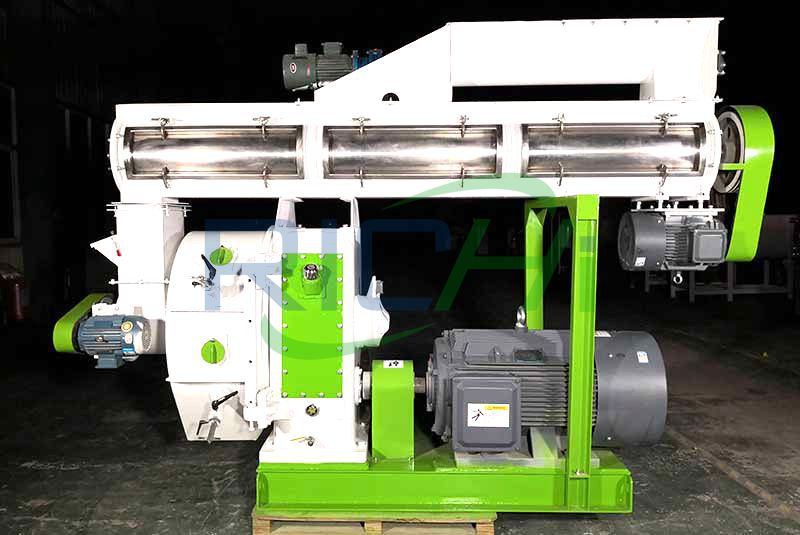 10-18 T/H Feed Pellet Machine