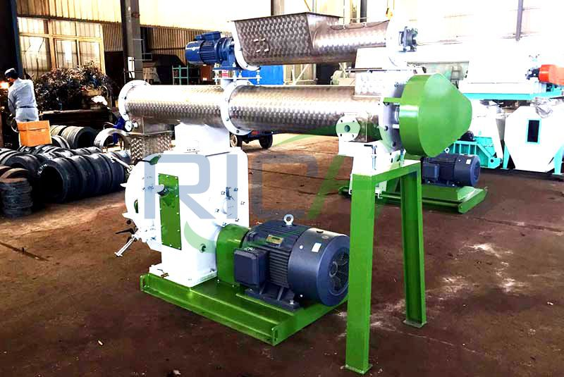 3-4 T/H Feed Pellet Machine