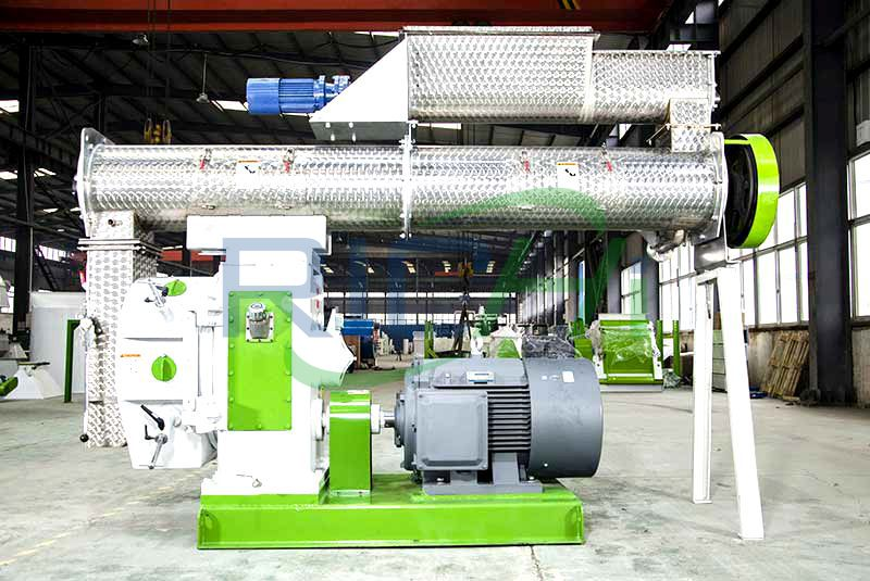 8-12 T/H Feed Pellet Machine