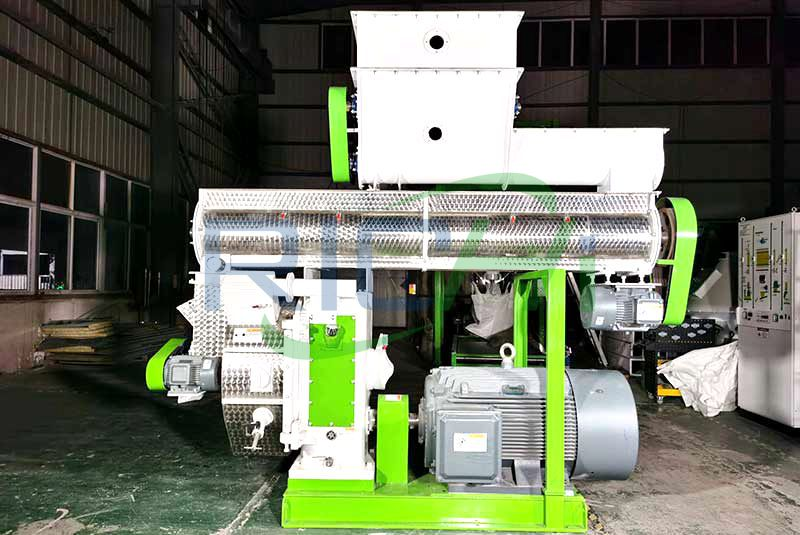 20-30 T/H Feed Pellet Machine