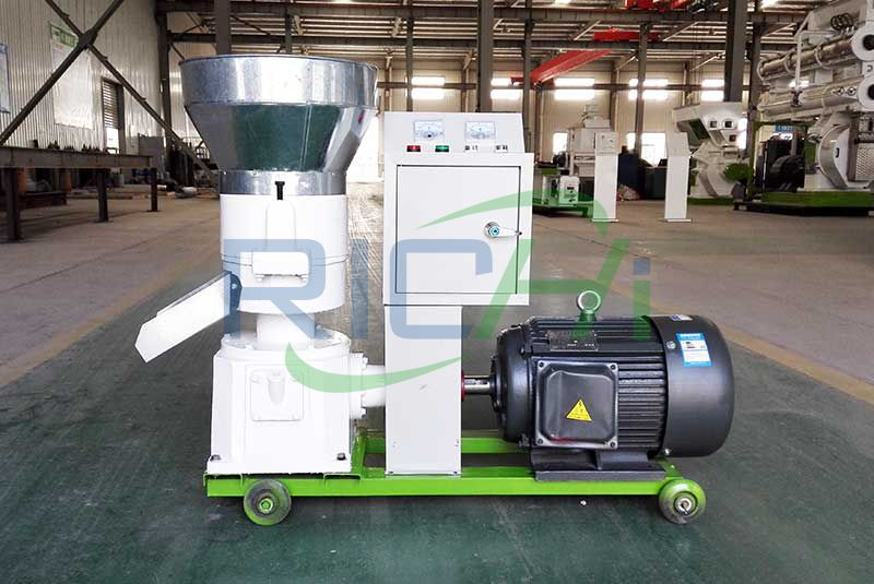 Small Feed Pellet Mill Export