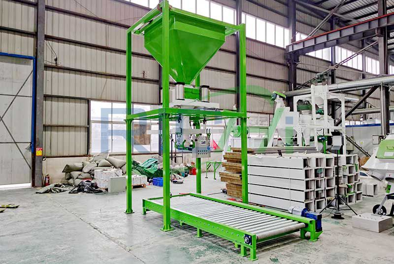 DCS Automatic Packing Machine