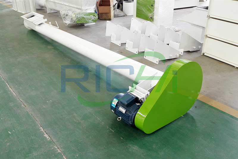 TLSS Series Screw Conveyor