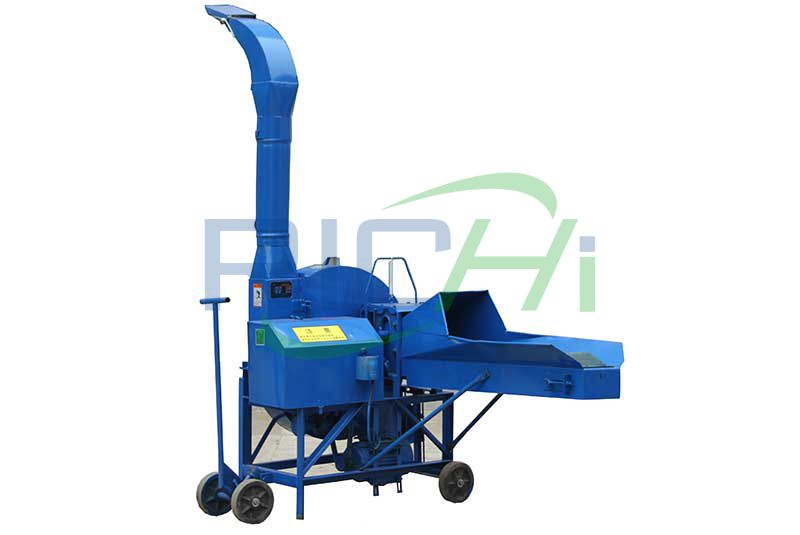 Small chaff Cutter Machine